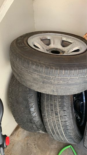 Tired n rims for Sale in Odessa, TX