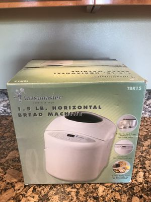 Toastmaster Bread Machine for Sale in Altadena, CA
