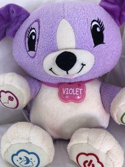leapfroginteractive teddy bear for Sale in Fort Lauderdale,  FL