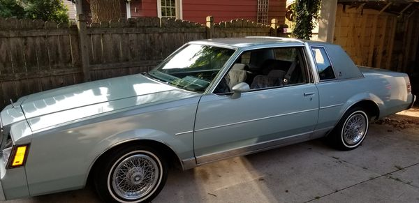 82 Regal, Super Clean, original everything, 63000 originals, original floor mats, Absolutely Nothing Wrong! Start and drive! Dream Cruise Ready!