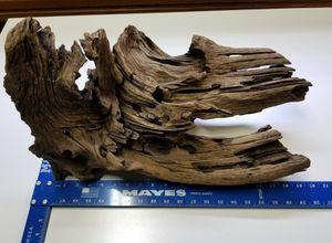 "Large Real Malaysian Driftwood 21"" x 13"" Aquarium Decor for Sale in Rancho Cucamonga, CA"