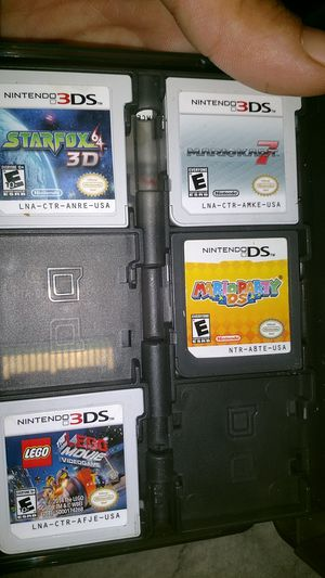 Nintendo 3ds and games for Sale in Traverse City, MI