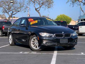 2016 BMW 3 Series for Sale in Santa Ana, CA