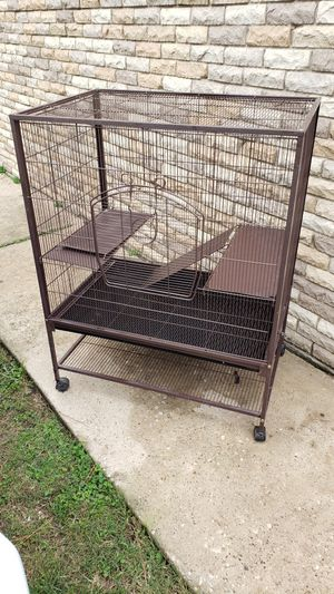 Bird cage/ cage for Sale in Houston, TX