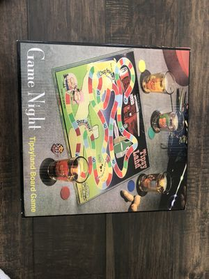 Tipsy land Board Game for Sale in Houston, TX