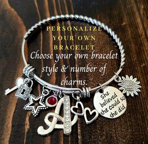 Custom Charm Bracelet for Sale in Chesapeake, VA