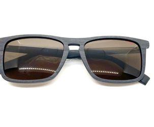 NWT Men's Hugo Boss Wood Grain Square Sunglasses for Sale in Alexandria,  VA