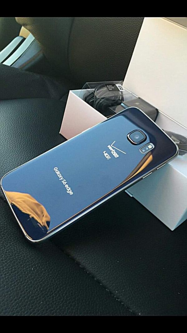 Samsung Galaxy s6 edge- excellent condition + clean IMEI