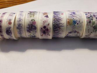 Washi Tape Ten Roll for Sale in Wenatchee,  WA