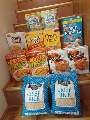 Free Cereal for Sale in BRECKNRDG HLS, MO