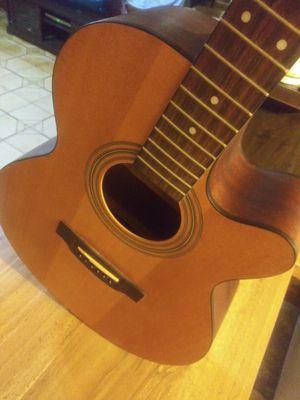Jasmine cutaway acoustic guitar for Sale in St. Petersburg, FL