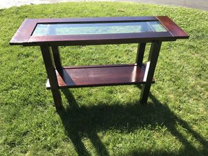 Crate and Barrel Console Table for Sale in Alamo, CA