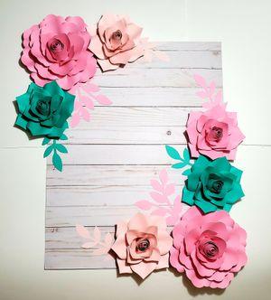 Paper flowers for Sale in Glendale, AZ