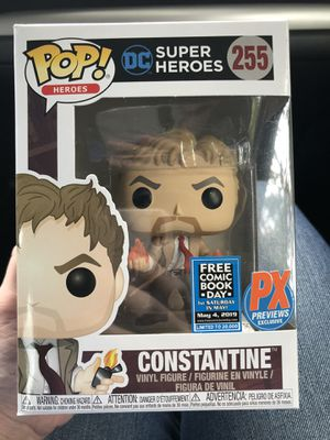 Constantine Funko POP for Sale in Vancouver, WA