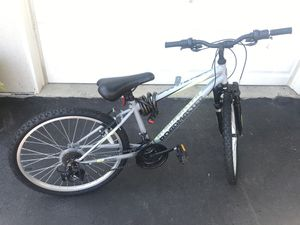 Like New Young Adult Roadster Mountain Bike for Sale in Arlington, VA