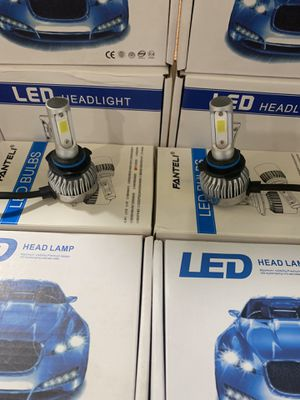 Chevy Tahoe 00-06 new led headlights bulbs for Sale in Hayward, CA