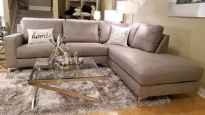 Sectional presented by modern home furniture in Everett for Sale in Snohomish, WA