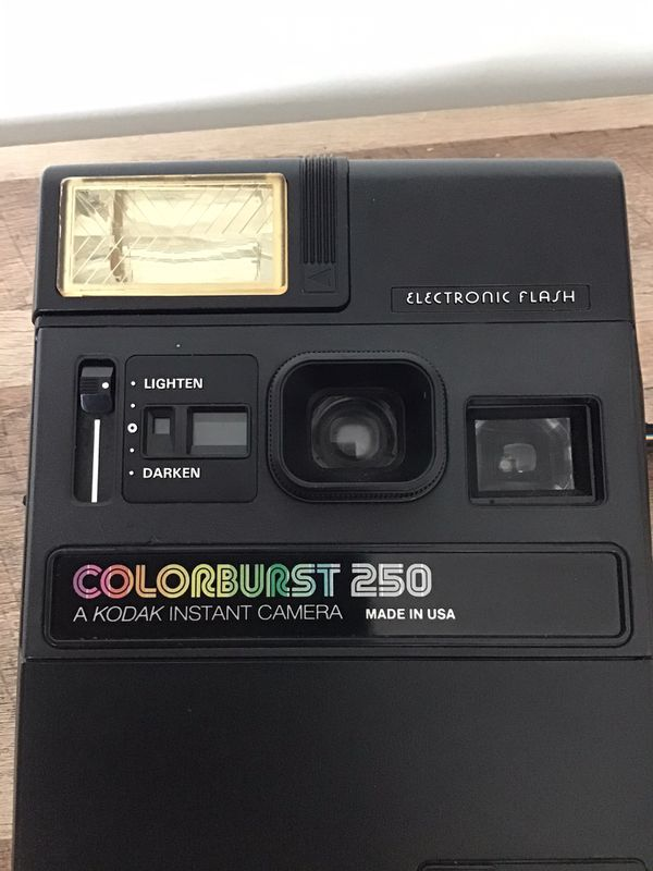 Kodak Colorburst Instant Camera