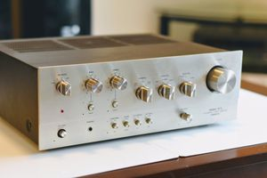 Vintage Onkyo A-5 Amplifier for Sale in Chicago, IL