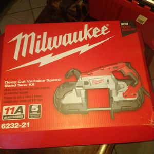 Milwaukee for Sale in Houston, TX