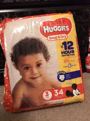Huggies Diapers for Sale in Lutz, FL