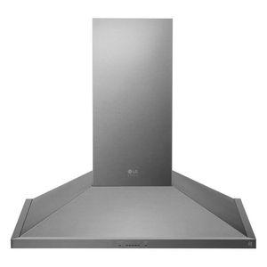 New LG STUDIO 30'' Stainless Steel Wall Mount Chimney Hood for Sale in Atlanta, GA