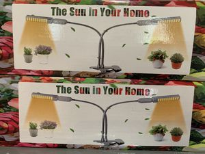 Indoor plant sun/grow light pack of 2 (2 pack with 2 each) for Sale in Stoughton, MA