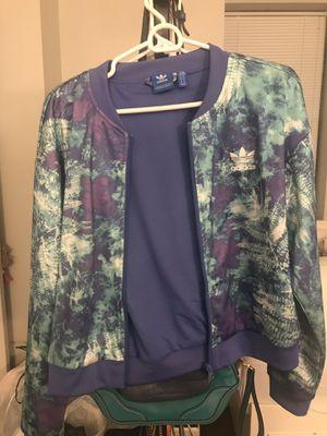 Adidas bomber jacket for Sale in Philadelphia, PA