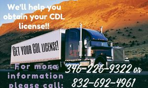 CDL for Sale for sale  Houston, TX