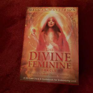 Divine feminine oracle for Sale in Killeen, TX