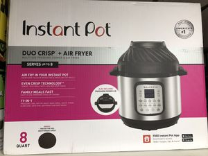 Instant Pot Air Fryer for Sale in Modesto, CA