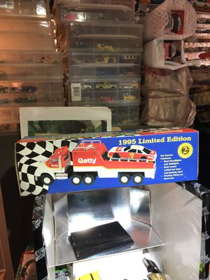 1095 Getty toy collectible truck for Sale in Killingworth, CT