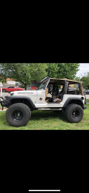 Jeep Wrangler 1998 4.0L for Sale in Columbus, OH