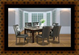 5pc dining table set with 4 chairs for Sale in Hyattsville, MD