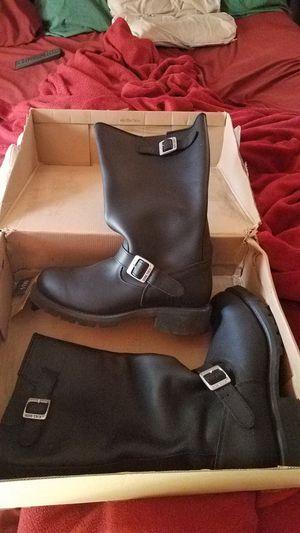 Ride tech engineer boots sz 11 for Sale in Hialeah, FL