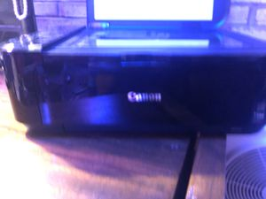 zoom_in View 3 images Canon Pixma Wireless Inkjet All-In-One Printer - Black for Sale in Cleveland, OH