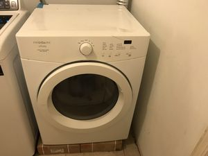 Frigidaire affinity front loading dryer for Sale in Washington, DC