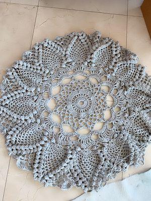 Crochet rug handmade for Sale in Aventura, FL