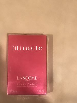 Miracle 1 Fl.oz. Perfume/brand new for Sale in LAKE CLARKE, FL