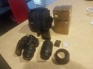 Nikon d3100 for Sale in El Paso, TX