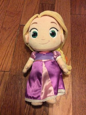 Disney Baby Rapunzel Tangled Doll Stuffed Animal Plush Stuffie Disney Store Christmas Present for Sale in Las Vegas, NV