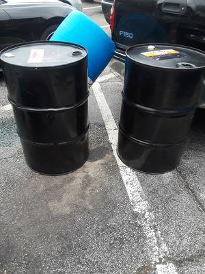55 gallon drum for Sale in Decatur, GA