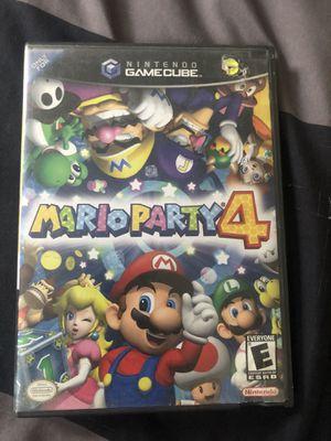 Mario Party 4 Gamecube No manual for Sale in Chula Vista, CA