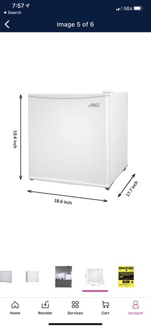 Arctic 1.1 cuft freezer for Sale in Columbus, OH