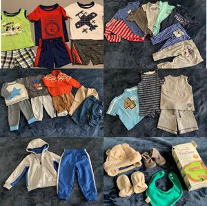 Baby toddler clothes lot with other items for Sale in Lake Stevens, WA