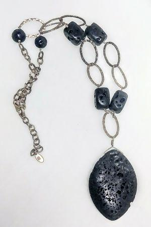 Retired Barse Lava Rock Necklace for Sale in Hudson, FL