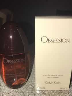 CALVIN KLEIN OBSESSION PERFUME NEW NEVER USED for Sale in Everett,  WA