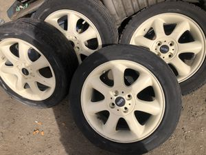 Mini Cooper rims for Sale in Paramount, CA