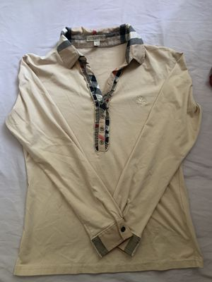 BURBERRY LONG SLEEVE for Sale in Lynwood, CA