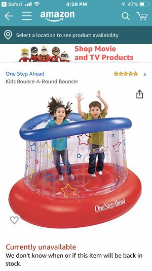 New Kids bouncy for Sale in Paragould, AR